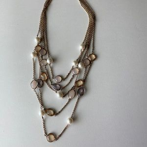 Neutral Tones Necklace